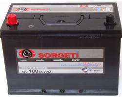 Sorgeti Forte Japan 100Ah 700A borna inversa