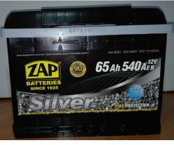 ZAP Silver 65Ah 540A