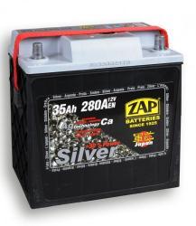 ZAP Silver Japan 35Ah 280A borna inversa