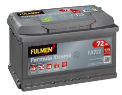 FULMEN Xtreme 72Ah 720A