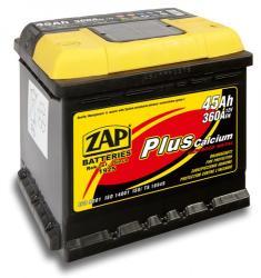 ZAP Plus 45Ah 360A