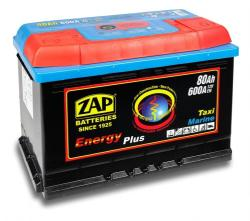 ZAP Energy Plus 80Ah 600A