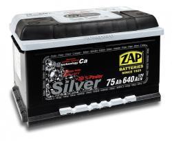 ZAP Silver 75Ah 640A