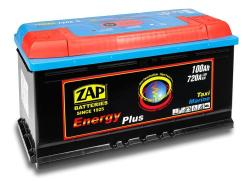 ZAP Energy Plus 100Ah 720A