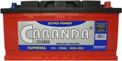 CARANDA Suprema 100Ah 900A