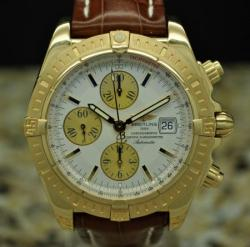 Breitling Cronomat Evolution 18K