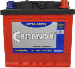 CARANDA Suprema 55Ah 560A