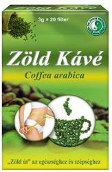 Dr. Chen Zöld kávé, filteres, 20 x 3g