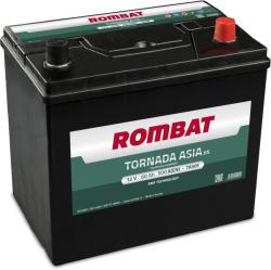 ROMBAT TORNADA Asia 75Ah 610A