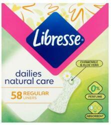 Libresse Natural Care Normal  Aloe Vera tisztasági betét (58db)