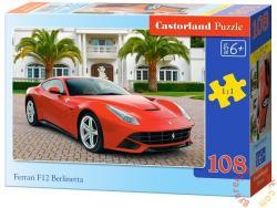 Castorland Ferrari F12 Berlinetta 108 db-os (B-010011)
