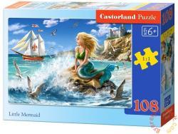 Castorland A kis hableány 108 db-os (B-010103)