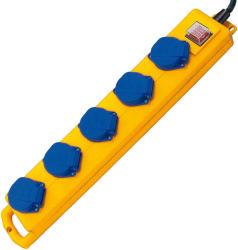 brennenstuhl Super-Solid SL 544D 5 Plug (1159860205)