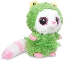 Aurora YooHoo & Friends - Békának öltözve 12,5cm
