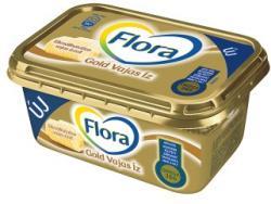 Flora Gold Vajas Íz margarin (400g)