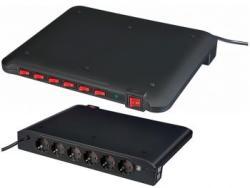 brennenstuhl BN-PROFF110 6 Plug + 4 USB 2m (1150050)