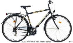 Caprine Wheelman 700C