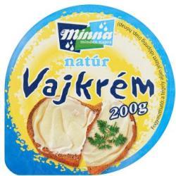 Minna Natúr vajkrém (200g)
