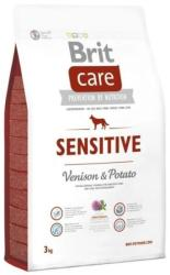 Brit Care Sensitive - Venison & Potato 3kg