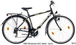 Caprine 700C Wheelman (2013)