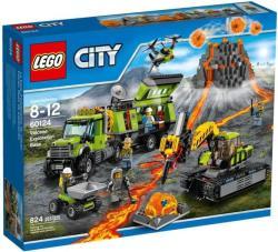 LEGO City - Vulkánkutató bázis (60124)