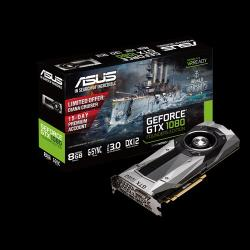 ASUS GeForce GTX 1080 Founders Edition 8GB GDDR5X 256bit PCIe (GTX1080-8G)