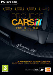 Namco Bandai Project CARS [Game of the Year Edition] (PC)