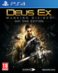 Square Enix Deus Ex Mankind Divided [Day One Edition] (PS4)
