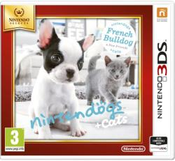 Nintendo Nintendogs + Cats French Bulldog & New Friends [Nintendo Selects] (3DS)