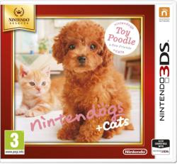 Nintendo Nintendogs + Cats Toy Poodle & New Friends [Nintendo Selects] (3DS)