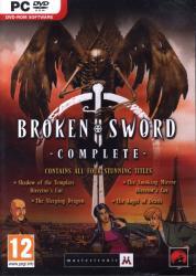 Mastertronic Broken Sword Complete (PC)
