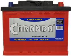 CARANDA Suprema 66Ah 640A