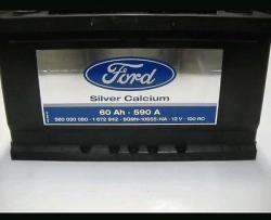 Ford 60Ah 600A