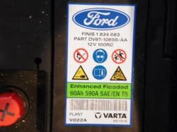 Ford EFB Stop/Start 60Ah 590A
