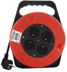 Qoltec 4 Plug 10m (50115)