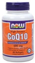 NOW CoQ10 400mg kapszula - 30 db