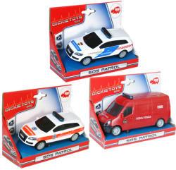 Dickie Toys S.O.S. sürgősségi járművek