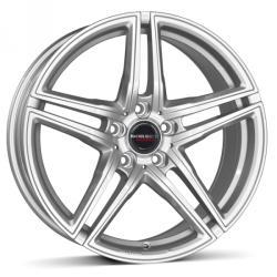 Borbet XRT brilliant silver 5/120 18x9 ET35