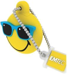EMTEC MR Hawai Smiley W108 8GB USB 2.0 ECMMD8GSW108