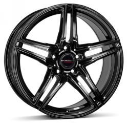 Borbet XRT black glossy 5/112 18x8 ET45