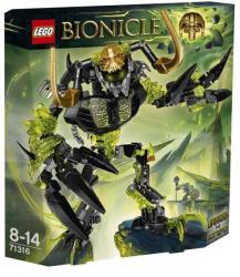 LEGO Bionicle - Umarak, a pusztító (71316)