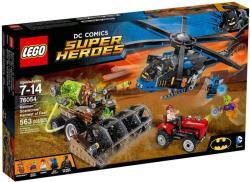 LEGO DC Comics Super Heroes - Batman™ - Madárijesztő félelemaratása (76054)