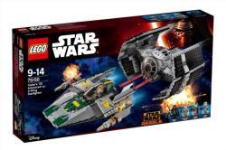 LEGO Star Wars - Vader TIE vadászgépe az A-szárnyú csillaghajó ellen (75150)