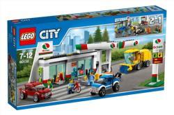 LEGO City - Benzinkút (60132)