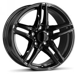 Borbet XR black glossy CB72.56 5/120 16x7 ET31