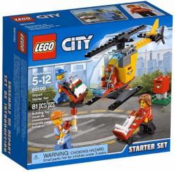 LEGO City - Repülőtér kezdőkészlet (60100)