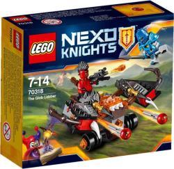 LEGO Nexo Knights - Sárgolyó dobáló (70318)