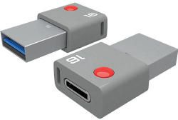 EMTEC DUO USB-C T400 16GB USB 3.0 ECMMD16GT403