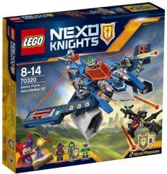LEGO Nexo Knights - Aaron Fox V2-es légszigonya (70320)