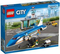 LEGO City - Repülőtéri terminál (60104)